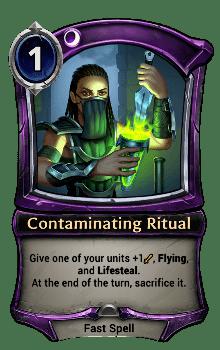 Contaminating Ritual