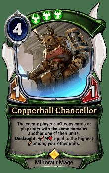 Copperhall Chancellor