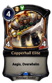 Copperhall Elite