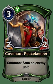 Covenant Peacekeeper