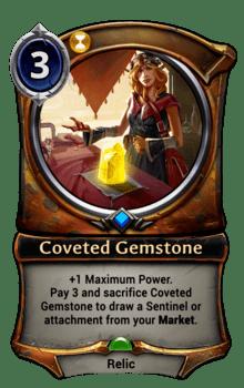 Coveted Gemstone