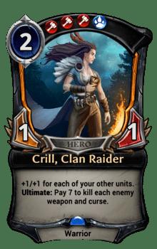 Crill, Clan Raider