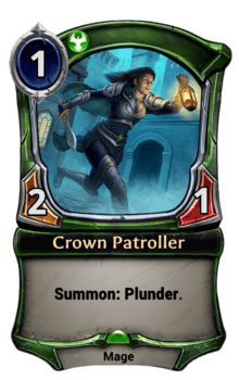 Crown Patroller