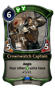 Crownwatch Captain