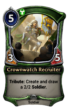 Crownwatch Recruiter
