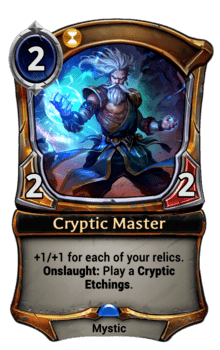 Cryptic Master