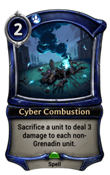 Cyber Combustion