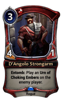 D'Angolo Strongarm