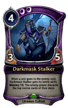 Darkmask Stalker