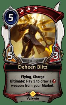 Deheen Blitz