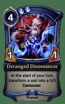 Deranged Dinomancer