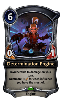 Determination Engine