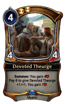 Devoted Theurge