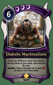 Diabolic Machinations