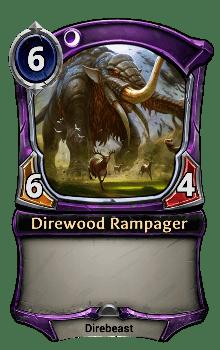 Direwood Rampager