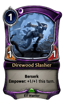 Direwood Slasher