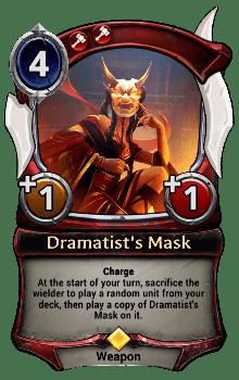 Dramatist's Mask