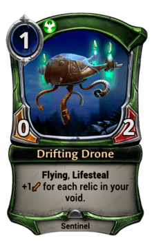 Drifting Drone