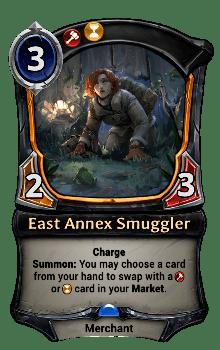 East Annex Smuggler