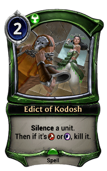Edict of Kodosh