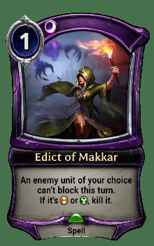 Edict of Makkar