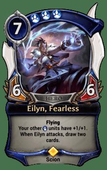 Eilyn, Fearless