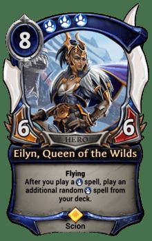Eilyn, Queen of the Wilds