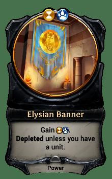 Elysian Banner