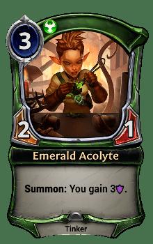 Emerald Acolyte