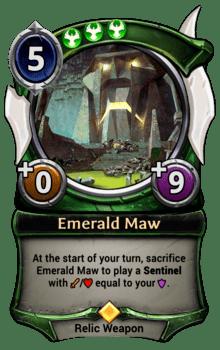 Emerald Maw