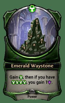Emerald Waystone