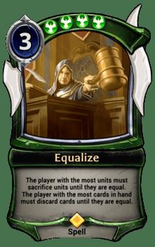 Equalize