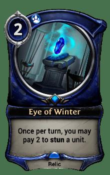 Eye of Winter