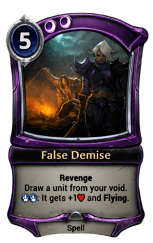 False Demise