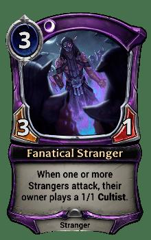 Fanatical Stranger