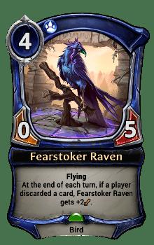 Fearstoker Raven
