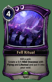 Fell Ritual