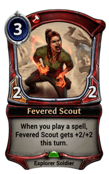Fevered Scout