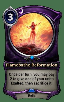 Flamebathe Reformation