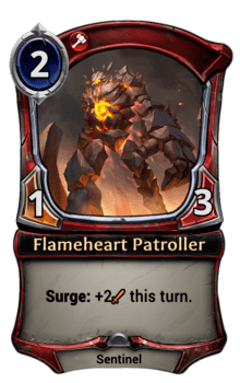 Flameheart Patroller