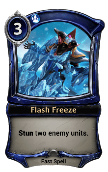 Flash Freeze