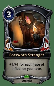Forsworn Stranger