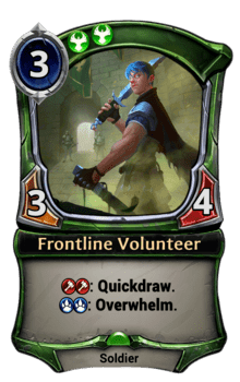 Frontline Volunteer
