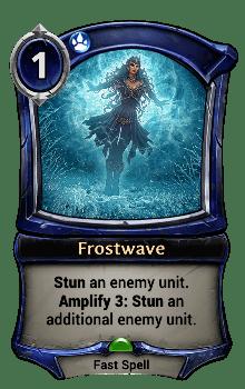Frostwave