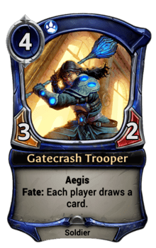 Gatecrash Trooper