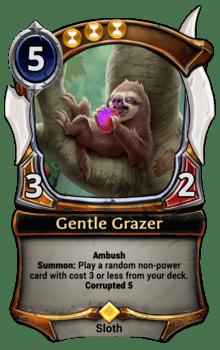 Gentle Grazer