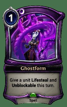 Ghostform