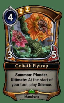 Goliath Flytrap