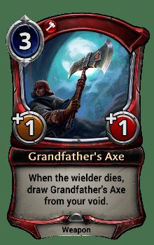 Grandfather's Axe