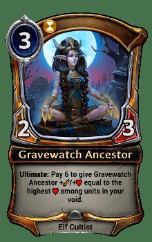 Gravewatch Ancestor